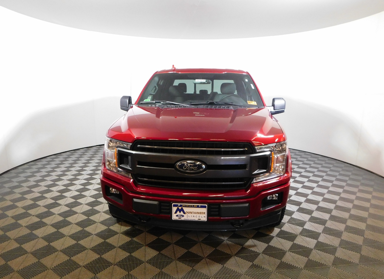 2018 F-150 SuperCrew Cab 4x4,  Pickup #187034 - photo 4