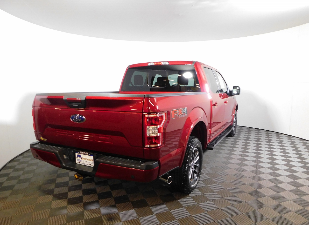 2018 F-150 SuperCrew Cab 4x4,  Pickup #187034 - photo 6