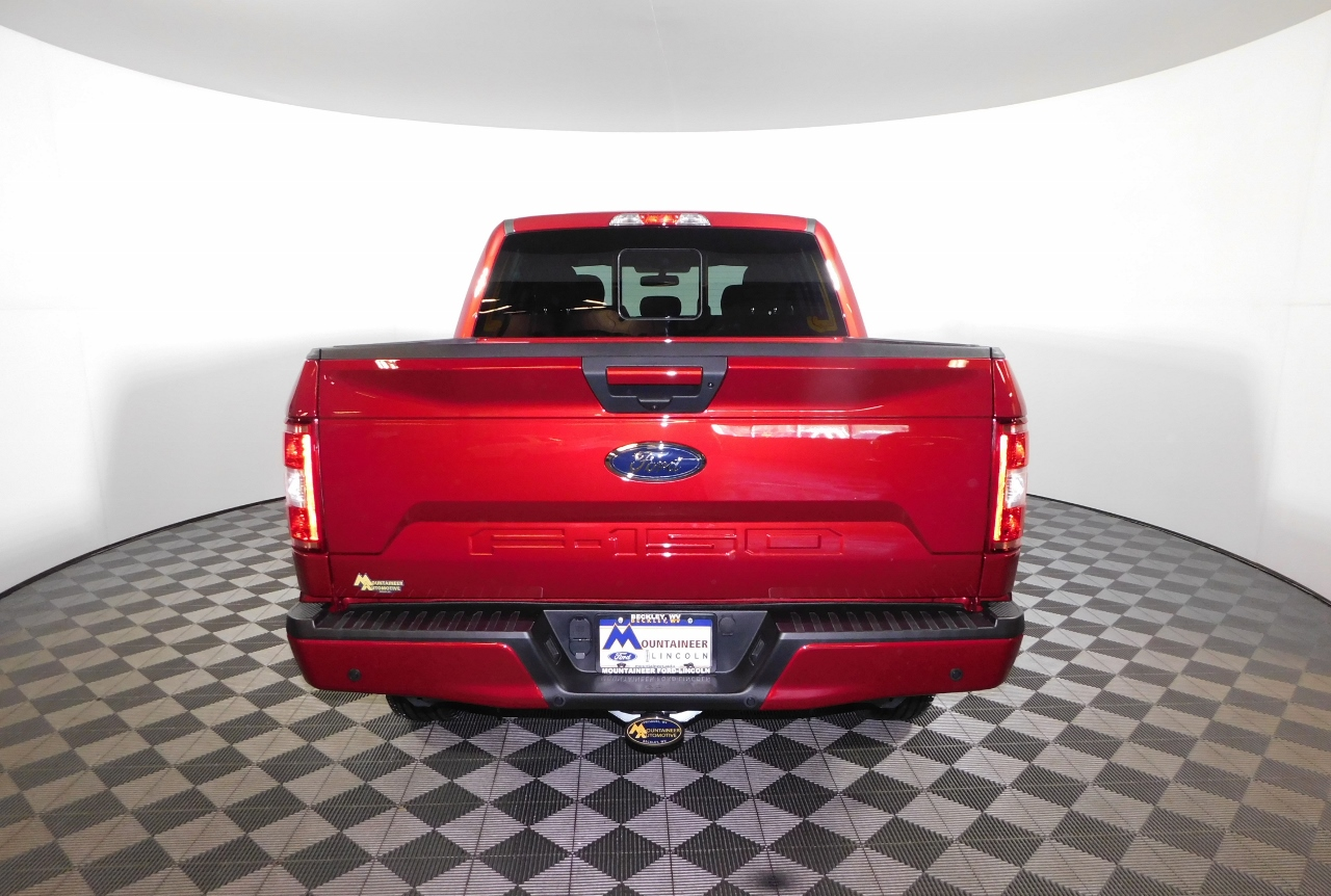 2018 F-150 SuperCrew Cab 4x4,  Pickup #187034 - photo 7