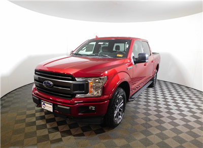 2018 F-150 SuperCrew Cab 4x4,  Pickup #187034 - photo 1