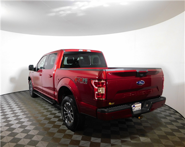 2018 F-150 SuperCrew Cab 4x4,  Pickup #187034 - photo 2