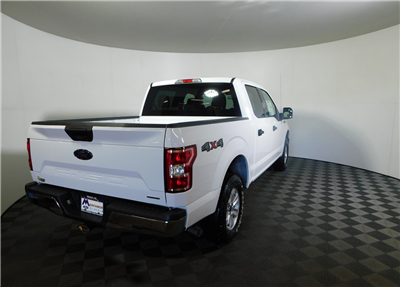 2018 F-150 SuperCrew Cab 4x4,  Pickup #187051 - photo 2
