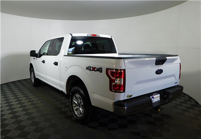 2018 F-150 SuperCrew Cab 4x4,  Pickup #187051 - photo 4