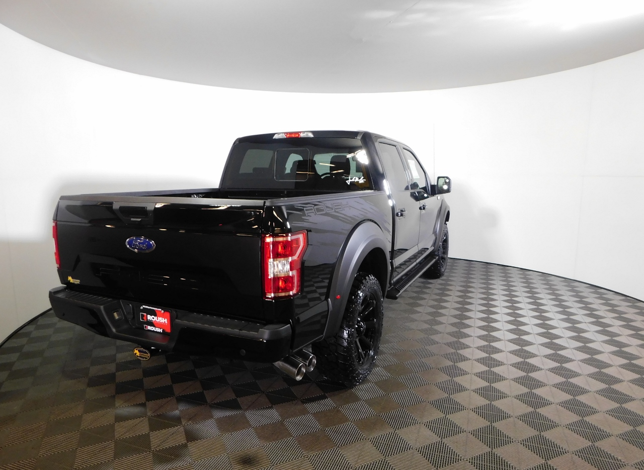 2018 F-150 SuperCrew Cab 4x4, Pickup #187053 - photo 12