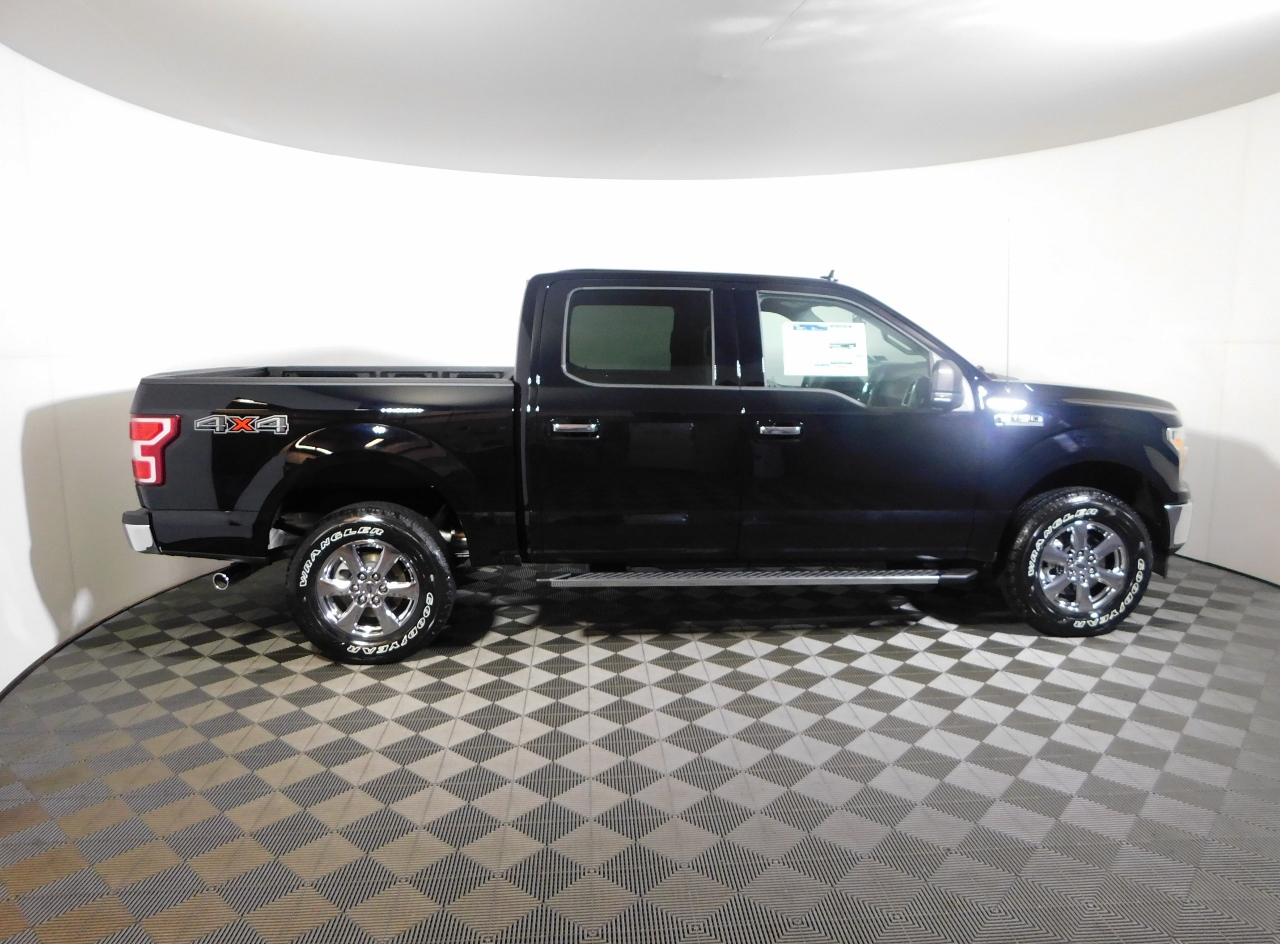 2018 F-150 SuperCrew Cab 4x4,  Pickup #187125 - photo 7