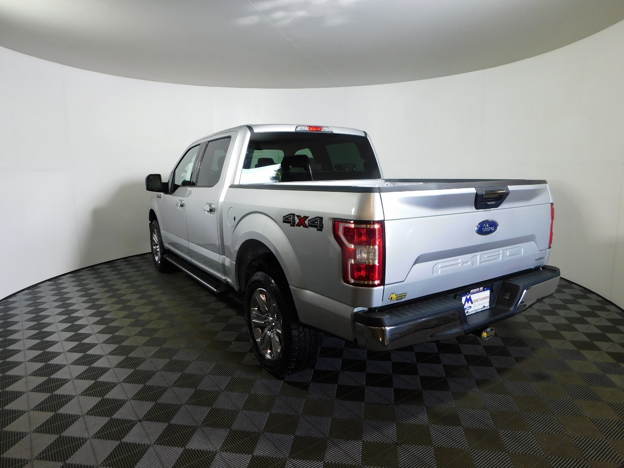 2018 F-150 SuperCrew Cab 4x4,  Pickup #187141 - photo 2