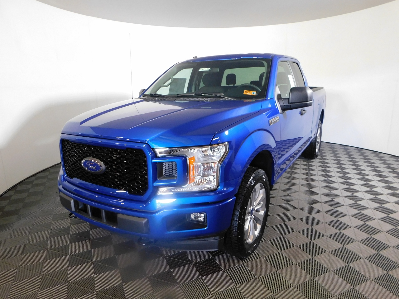 2018 F-150 Super Cab 4x4,  Pickup #187153 - photo 1