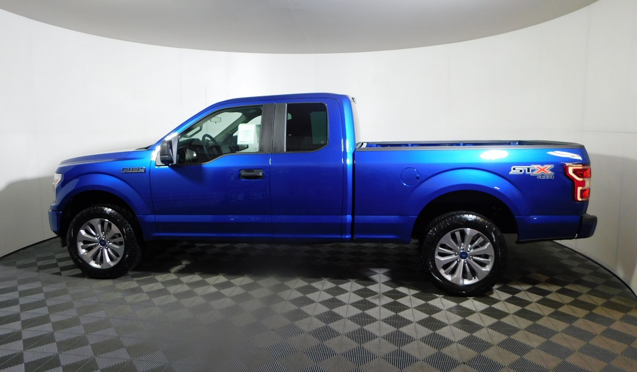 2018 F-150 Super Cab 4x4,  Pickup #187153 - photo 3