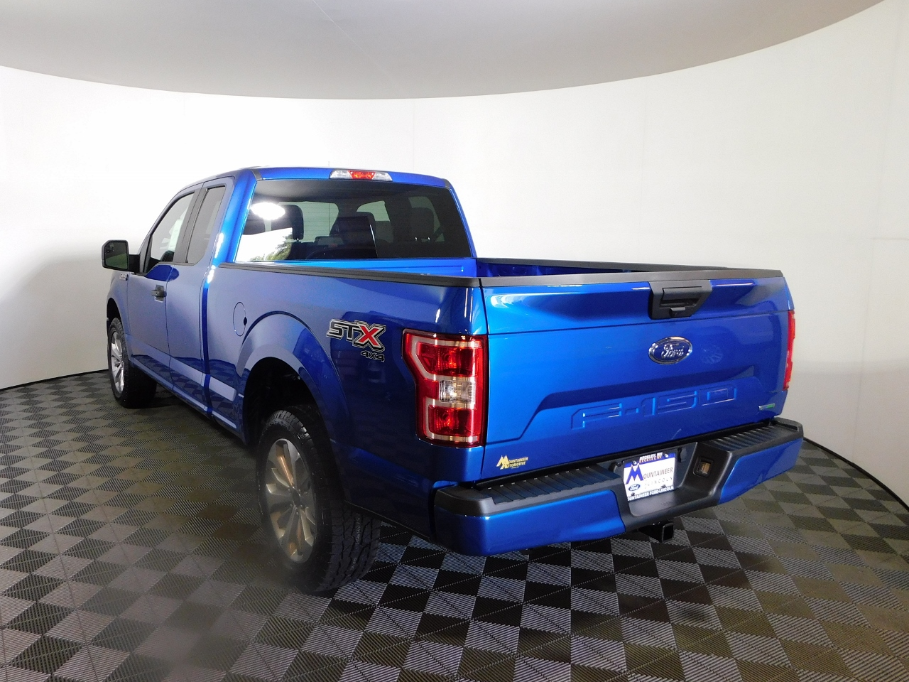 2018 F-150 Super Cab 4x4,  Pickup #187153 - photo 2