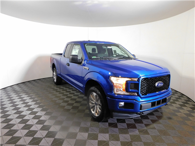 2018 F-150 Super Cab 4x4,  Pickup #187153 - photo 5