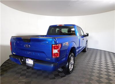 2018 F-150 Super Cab 4x4,  Pickup #187153 - photo 6