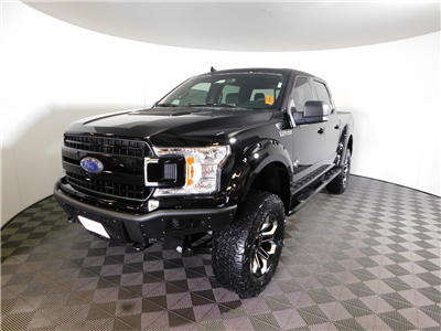 2018 F-150 SuperCrew Cab 4x4,  Pickup #187264 - photo 3