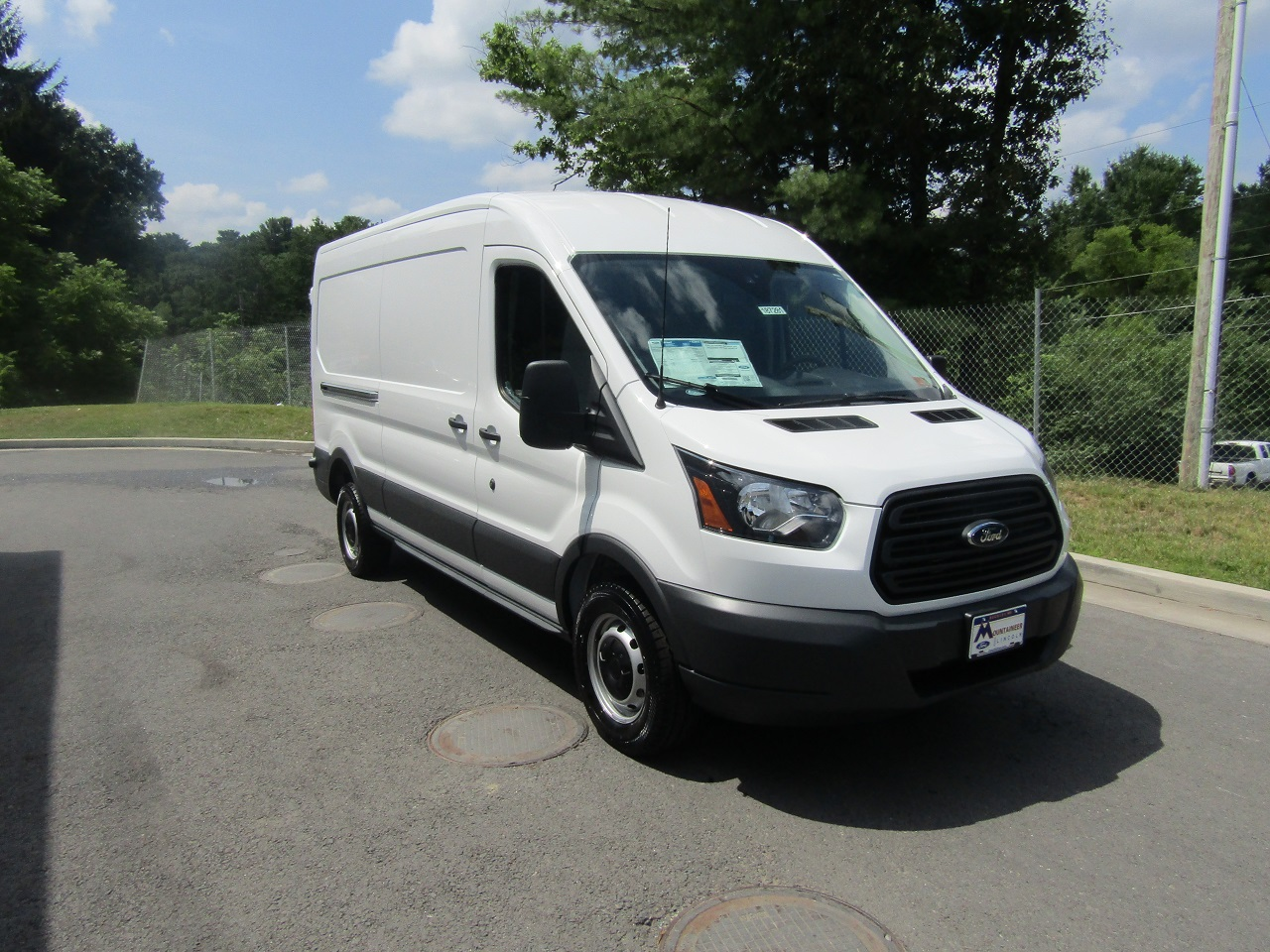 2018 Transit 250 Med Roof 4x2,  Empty Cargo Van #187281 - photo 5