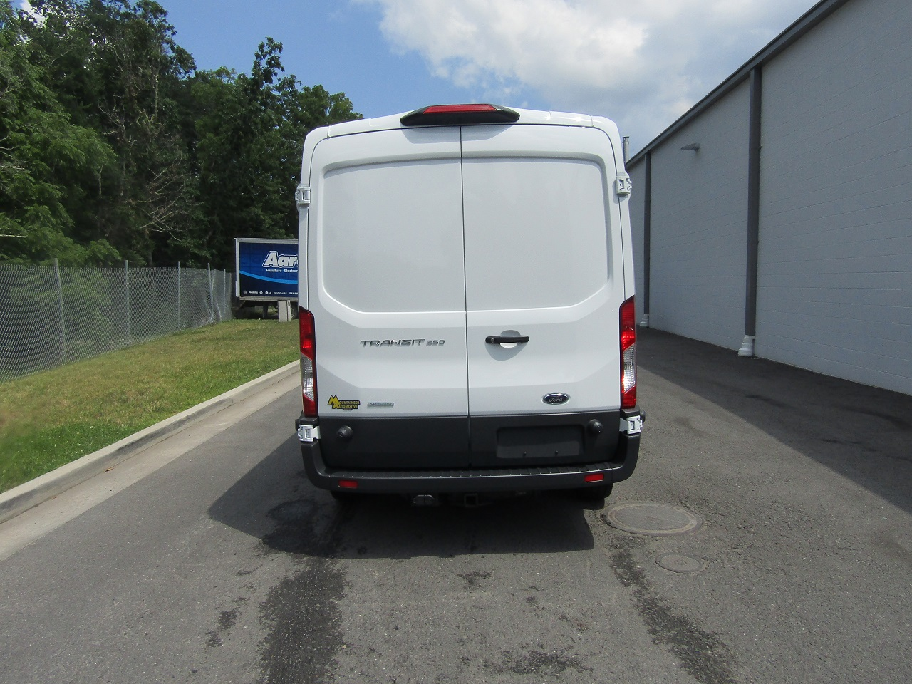 2018 Transit 250 Med Roof 4x2,  Empty Cargo Van #187281 - photo 7