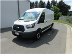 2018 Transit 250 Med Roof 4x2,  Empty Cargo Van #187281 - photo 1
