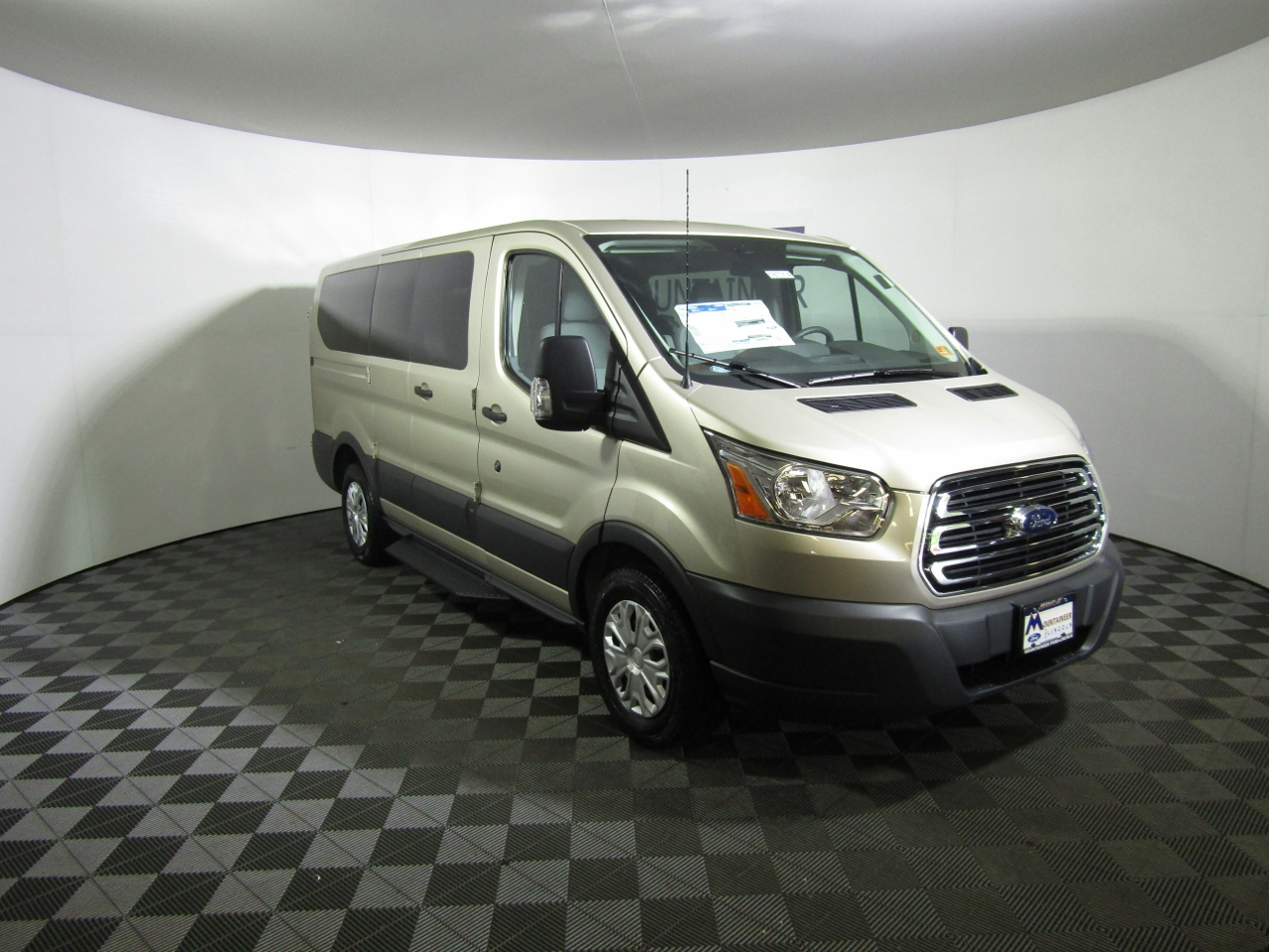2018 Transit 150 Low Roof 4x2,  Passenger Wagon #187314 - photo 5