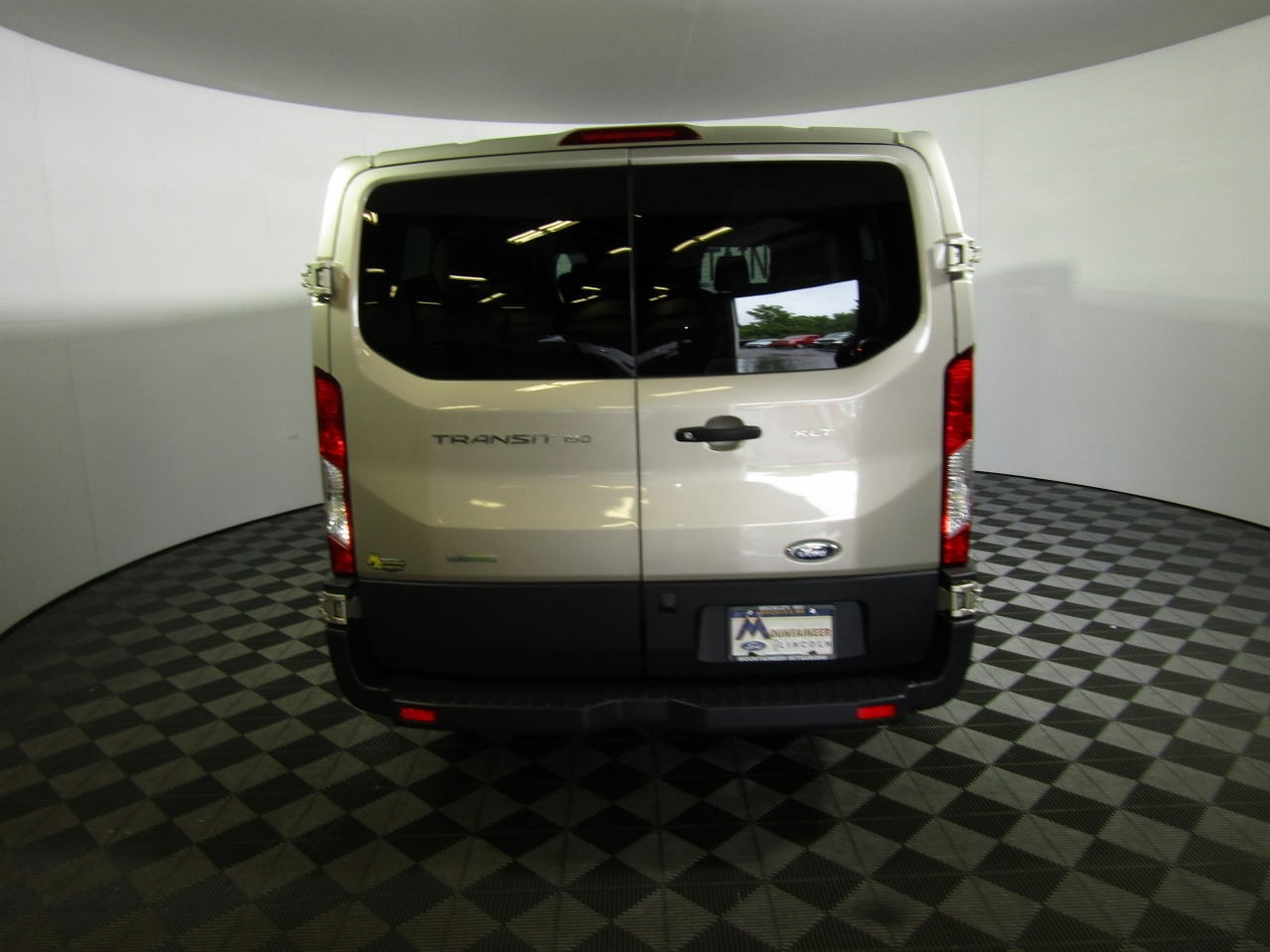 2018 Transit 150 Low Roof 4x2,  Passenger Wagon #187314 - photo 6