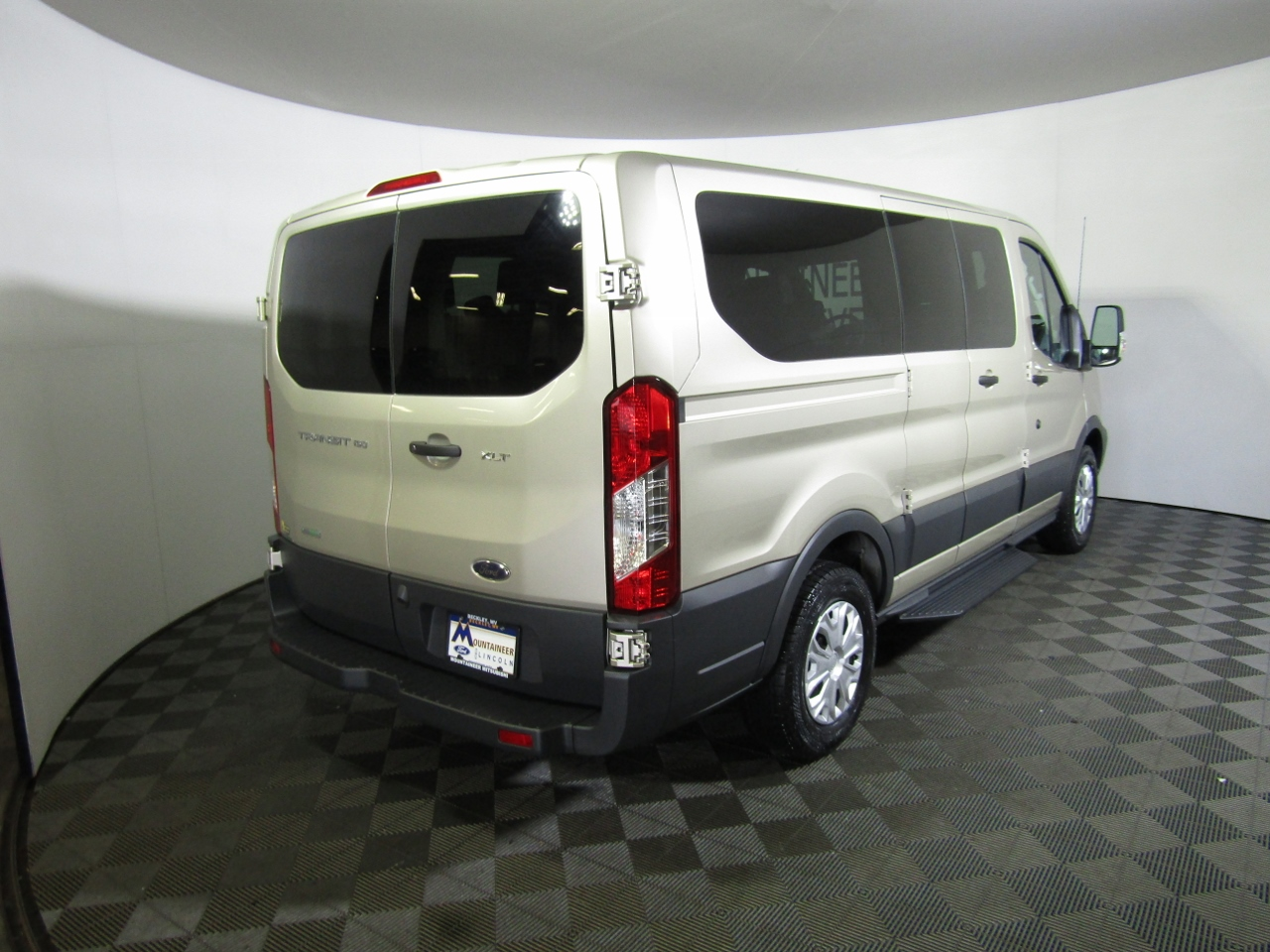 2018 Transit 150 Low Roof 4x2,  Passenger Wagon #187314 - photo 7