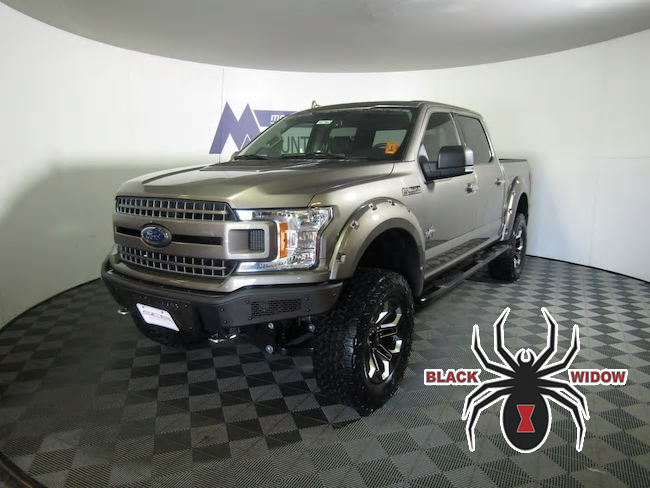 2018 F-150 SuperCrew Cab 4x4,  Pickup #187362 - photo 1