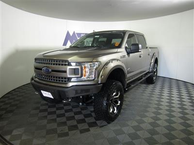 2018 F-150 SuperCrew Cab 4x4,  Pickup #187362 - photo 3