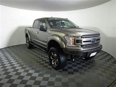 2018 F-150 SuperCrew Cab 4x4,  Pickup #187362 - photo 6
