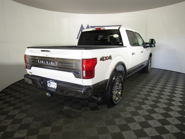 2018 F-150 SuperCrew Cab 4x4,  Pickup #187374 - photo 7