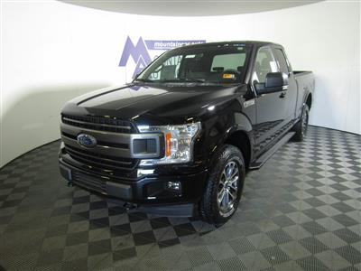 2018 F-150 Super Cab 4x4,  Pickup #187529 - photo 1