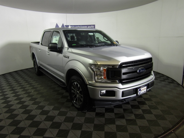 2018 F-150 SuperCrew Cab 4x4,  Pickup #187593 - photo 4