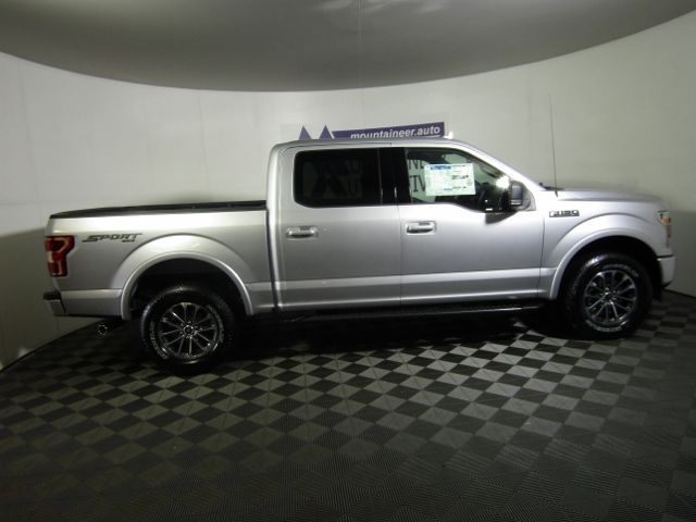 2018 F-150 SuperCrew Cab 4x4,  Pickup #187593 - photo 8