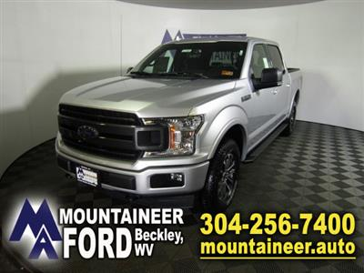 2018 F-150 SuperCrew Cab 4x4,  Pickup #187593 - photo 1