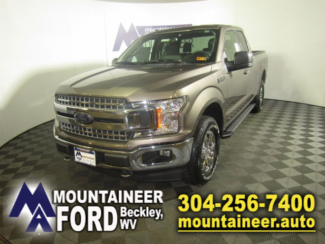 2018 F-150 Super Cab 4x4,  Pickup #187629 - photo 1