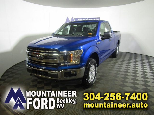 2018 F-150 Super Cab 4x4,  Pickup #187649 - photo 1