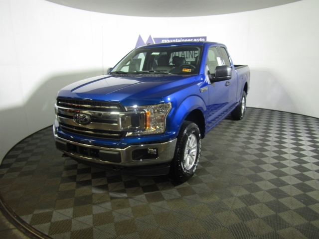 2018 F-150 Super Cab 4x4,  Pickup #187649 - photo 3