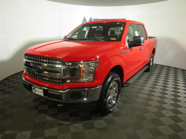 2018 F-150 SuperCrew Cab 4x4,  Pickup #187655 - photo 3