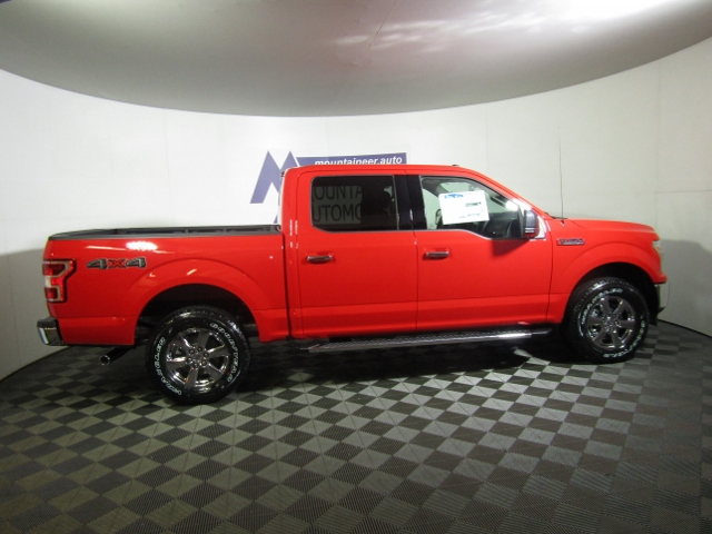 2018 F-150 SuperCrew Cab 4x4,  Pickup #187655 - photo 6