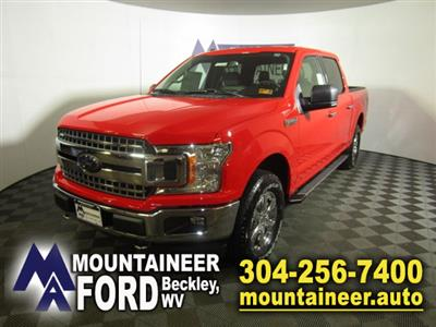 2018 F-150 SuperCrew Cab 4x4,  Pickup #187655 - photo 1