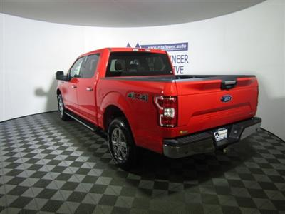 2018 F-150 SuperCrew Cab 4x4,  Pickup #187655 - photo 2
