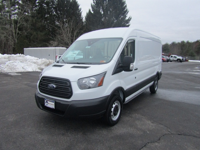 2019 Transit 250 Med Roof 4x2,  Empty Cargo Van #190328 - photo 3