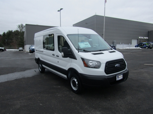 2019 Transit 250 Med Roof 4x2,  Empty Cargo Van #190328 - photo 5