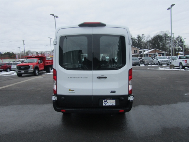 2019 Transit 250 Med Roof 4x2,  Empty Cargo Van #190328 - photo 8
