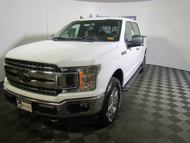 2019 F-150 SuperCrew Cab 4x4,  Pickup #190329 - photo 3