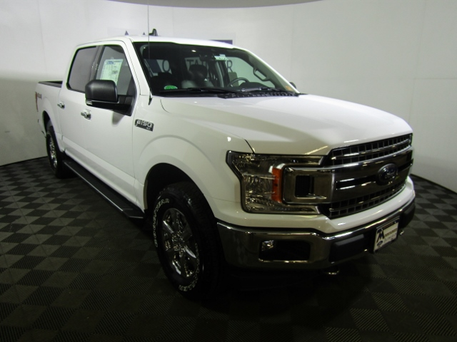 2019 F-150 SuperCrew Cab 4x4,  Pickup #190329 - photo 4