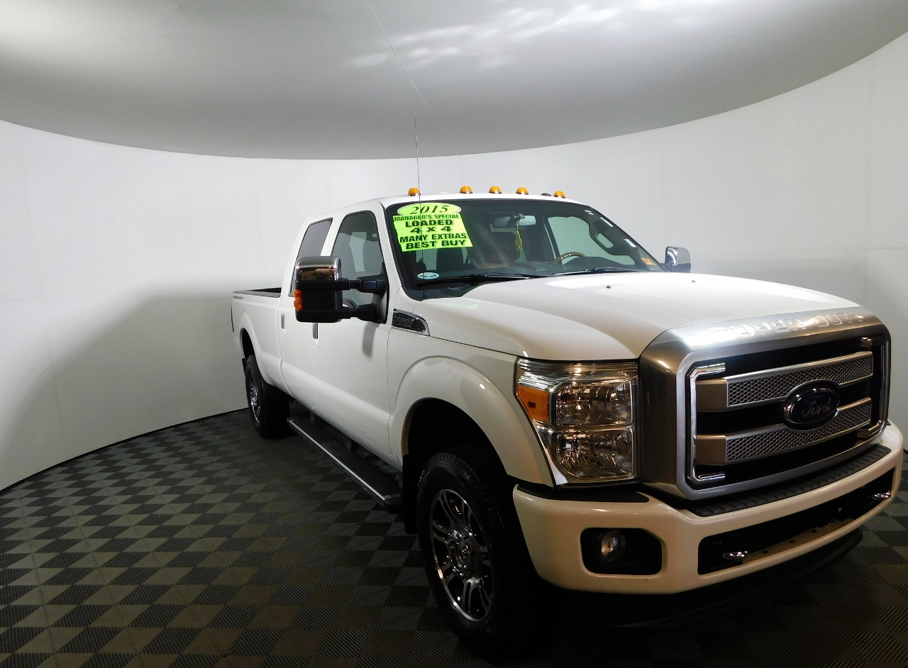 2015 F-350 Crew Cab 4x4,  Pickup #6854MB - photo 5