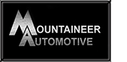 Mountaineer Automotive Ford logo
