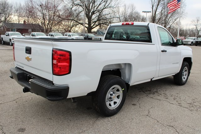 2018 Silverado 1500 Regular Cab 4x2,  Pickup #94404 - photo 18