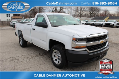 2018 Silverado 1500 Regular Cab 4x2,  Pickup #94404 - photo 1