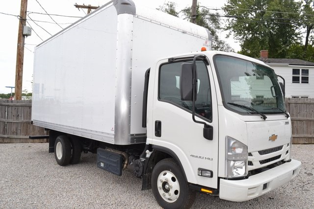 2018 LCF 4500HD Regular Cab,  Supreme Signature Van Dry Freight #95114 - photo 20