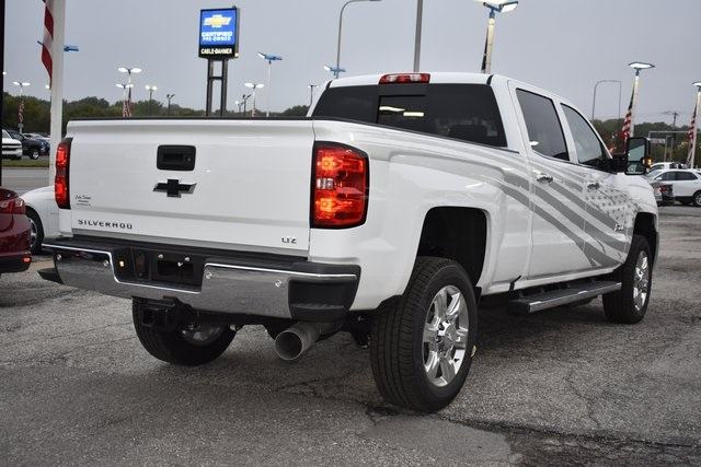 2019 Silverado 2500 Crew Cab 4x4,  Pickup #95513 - photo 2