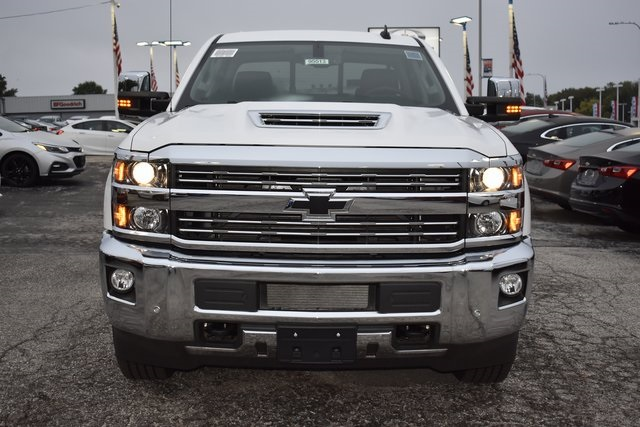 2019 Silverado 2500 Crew Cab 4x4,  Pickup #95513 - photo 4