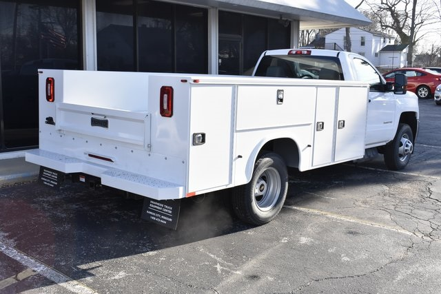 2019 Silverado 3500 Regular Cab DRW 4x2,  Knapheide Service Body #95672 - photo 10